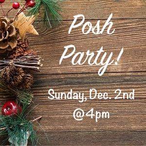 Other - Co-hosting my 4th Posh Party!